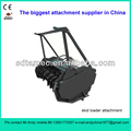 skid loader attachment,bobcat attachement forest mulcher