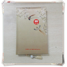 silk cover journal notebook hardback notebook