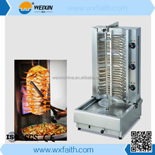 China Product Stainless Steel Turning Meat Making Machine For Sale
