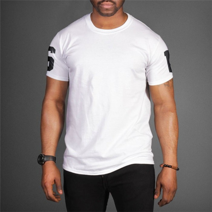 New Fashion organic cotton t shirt