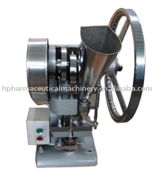 Single punch tablet press TDP-0