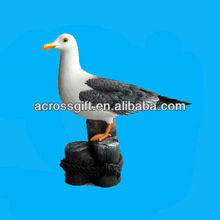 Hand craft resin seagull