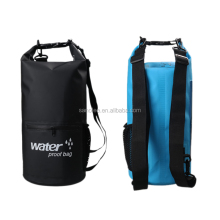 custom Logo waterproof ocean pack outdoor pvc small swimming tarpaulin dry bag 10L