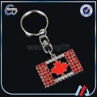 Top Selling Gadgets Canada Souvenir Keychain