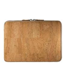 Boshiho Cork Tablet Sleeve Zipper Laptop Case