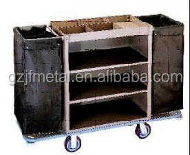 <strong>Fashionable</strong> For BilateriL House Keeping Trolley House Keeping Cart