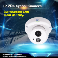 Colable best sale full HD 2MP Starlight EXIR Eyeball Camera ip camera poe wifi camera 1080p webcam