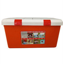 60L Durable Raw Material Plastic Container Storage boxes for Car Trunk