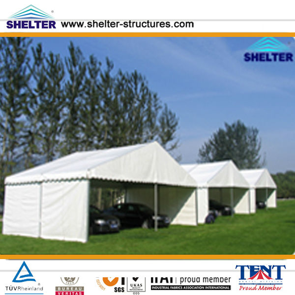 C-SERIES car wash marquee tent