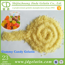 Organic Unflavored Edible Gelatin for Gummy Candy Food Grade Gelatin