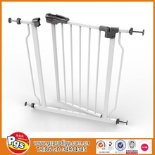 safety door gate, adjustable baby safe stair gate for home