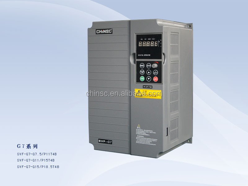 50hz to 60hz ac frequency drive 15kw Variable VFD drives