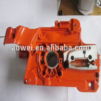 Crank Case for saws, power chain saw crankcase