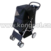 New high quality luxury oxford pet stroller/Toy pet stroller PS009