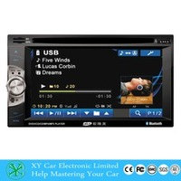 universal 2 din car multimedia navigation system with dvd player XY-D1162