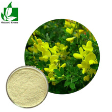 100 % Natural Genistein Powder in herbal extract