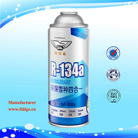 1000g Small Can Auto High Purity Refrigerant Gas 134a