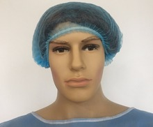 Disposable Surgical Caps Medical Doctor Hat with Adjustable Drawstring