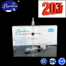 buy Competitive price injectable hyaluronic acid dermal filler for breast injection 20ml