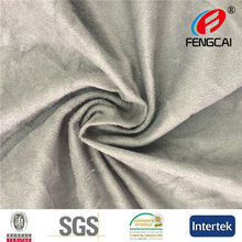 100% polyester warp knitting suede / wholesale fabric for car seats