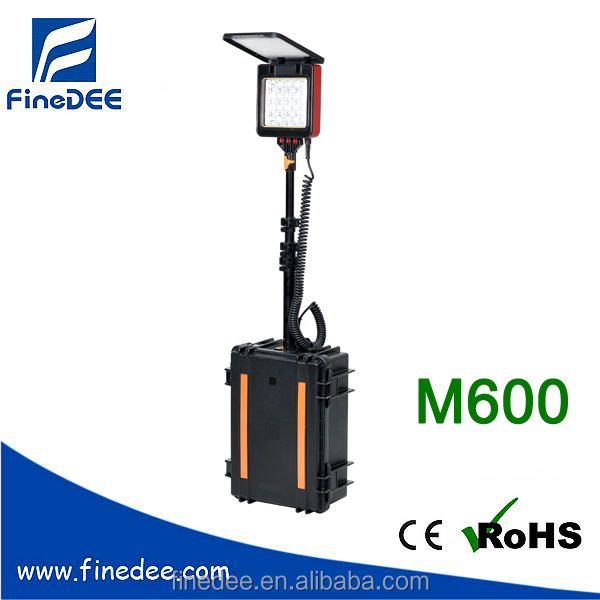 M600 Hot Rechargeable Portable lighting tower