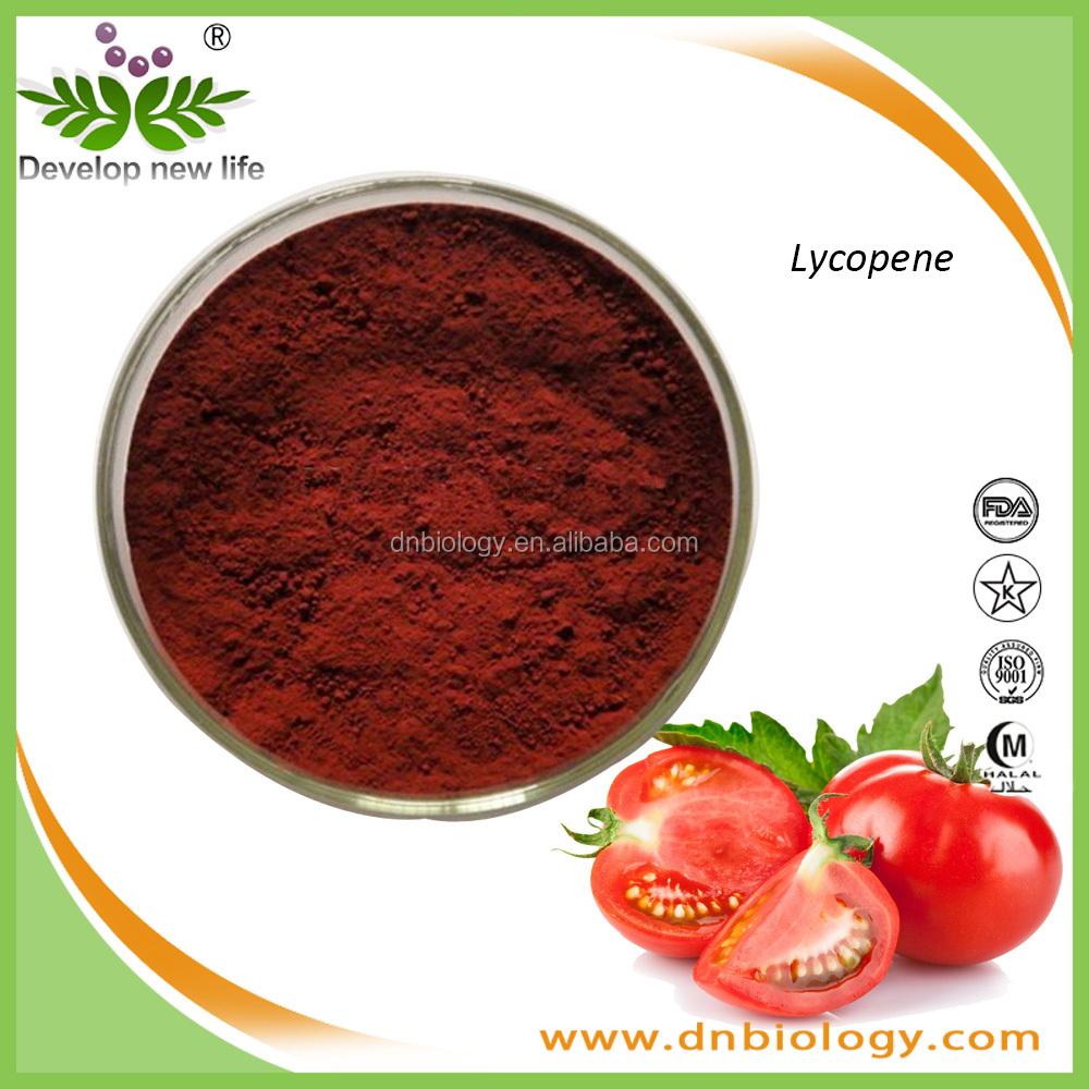 Best Wholesales Qualified Specification Lycopene 5%