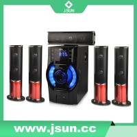 Factory price Private mould 5.1 portable multimedia speaker with sd usb