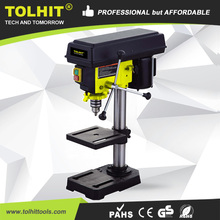 TOLHIT 13mm 300w 5 Speed Power Wood Metal Core Drilling Drill Machine Electric Bench Drill Press