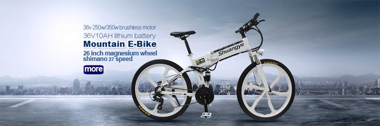 2 years warranty folding mountain electric bike