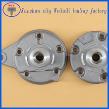 Manufacture aluminum alloy stainless steel aluminum compressor cover parts auto parts