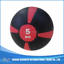 fitness crossfit rubber medicine ball med ball