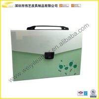 Wholesale The Top Quatity Colorful OEM Folder Popular Durable Waterproof A4 PP Hanging File Folder For Custom File Folder