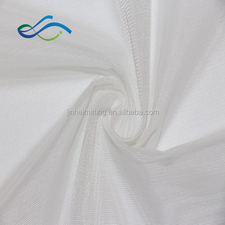 wholesales 84 polyester 16 spandex blend elastane fabric price kg