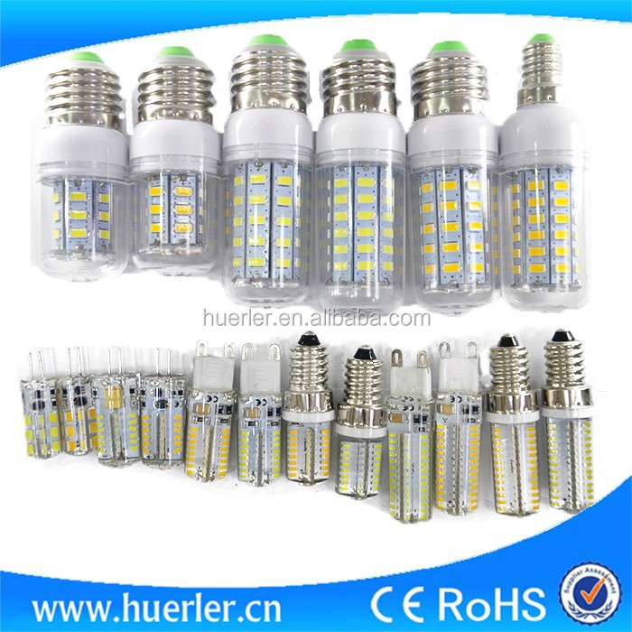 E27 E14 g9 g4 12v 24v led bulbs 3w 4w very small led light
