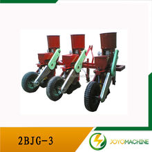 3 rows farm corn planter