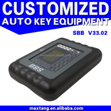 Multi-Language Silca V33.02 Sbb Key Programming Maker PG005
