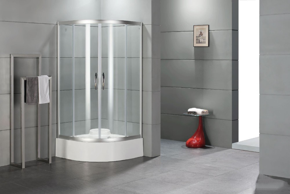 Portable Showers For Disabled People : Luxury solid polishing portable shower room with full