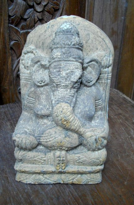Ganesha Stone Ornament