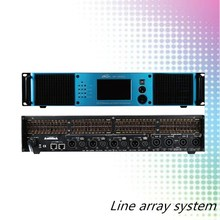 dsp amplifier china manufacturer universal amplifiers line array system 4 channel power amplifier