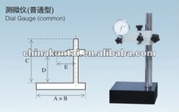 Standard dial gauge Granite dial gauge(common) testing tools