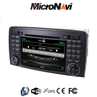 Special Car DVD Radio For Mercedes-benz R CLASS W251 R280 R300 R320 R350 R500