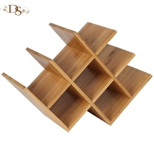 2019 New Style Wooden Wine Rack Butterfly-Like Red Wine Collection <strong>Shelf</strong>