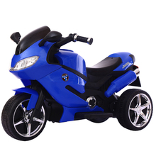 Factory wholesale new model child electric motorcycle for kids