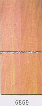 Oak Antique Stained Handscraped Multilayer Engineered Wood Flooring