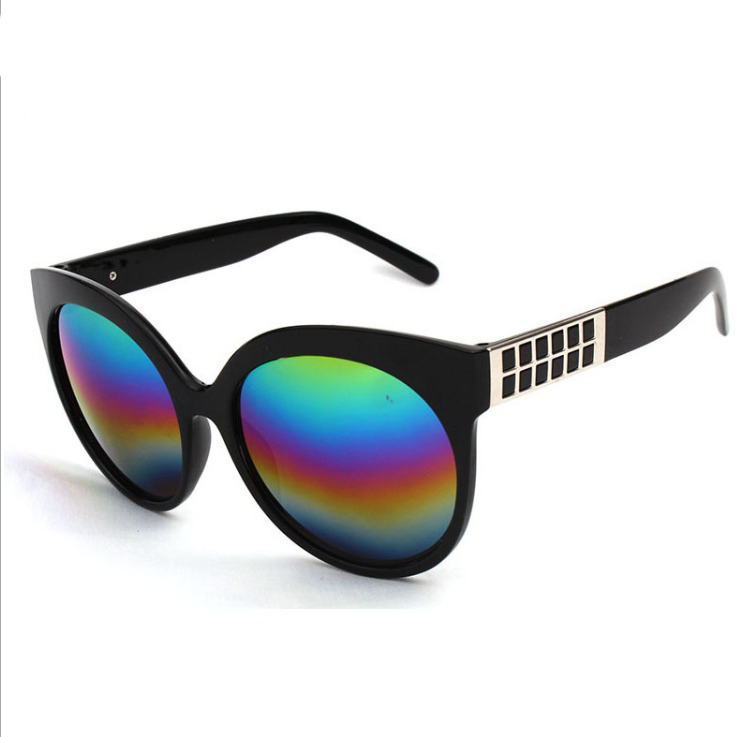 Cheap free sample Promotional Plastic Logo Printing Sunglasses