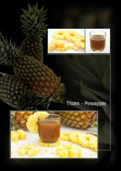 IQF PINEAPPLE, IQF BANANA, ACEROLA PUREE.....