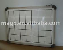 stationary aluminum frame magnetic whiteboard manufacturer