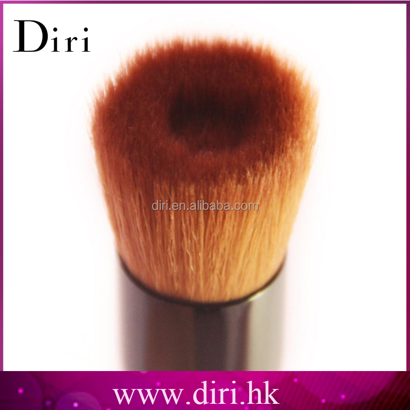 1pcs wood handle Liquid Foundation Brush Pro Powder Makeup Brushes Set Premium Face Make-up Tool