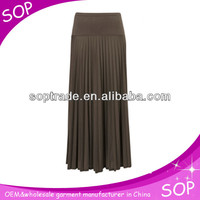 China supplier church woman pictures of long skirts