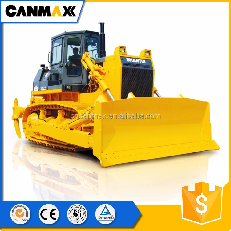 Good Performance Shantui Quality Authentic Bulldozer Dozer